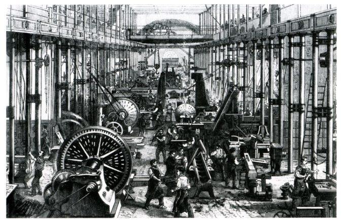 5e4bdbebf revolução industrial | Economia de Serviços